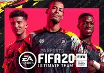 FIFA 20 pełna wersja do pobrania