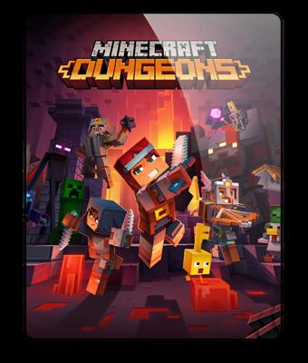 Minecraft Dungeons pobierz