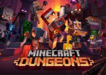 Minecraft Dungeons za darmo